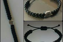 macrame bracelet - my work