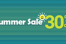 Summer Logo Design Sale!