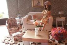 Create: DIY for Barbie 1:12 / Dollhouse 1:24