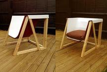 Upcycled / Donner une utilité inusitée aux objets.