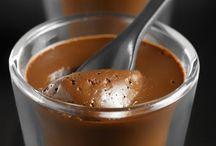 Recettes minceur / Crème au chocolat