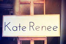 Kate Renee's Art / by Kate Renee