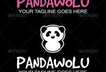 Print Panda Logo and design