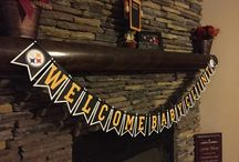 Steelers Baby Shower