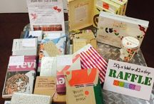 Cottonopolis WI Raffle and Blind Date With A Book