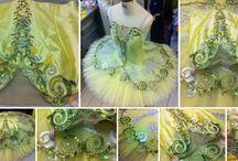 ballet costumes/ballet tutu