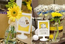 Baby Shower ideas / by Jill Bukovi-Behunin