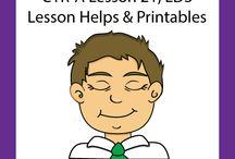 Lesson tips / by Deborah Bentley