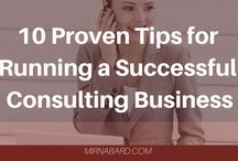 Consultant's Corner / Building a Massively Profitable Consulting Business