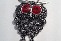 Owls / A selection of owl related gifts available for sale on our online marketplace