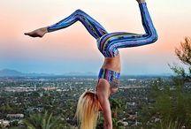 Yoga / by Brittany Semrow