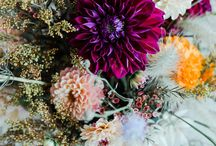 Wedding Flowers / My fave wedding floral finds, from bouquets to decor.