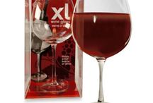 Extra Large Wine Glasses / Never fill your glass again. An extra large wine glass is the answer to less pours and more fun. / by Billies Finds