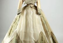 18th and 19th CENTURY FASHION... / These dresses are beautiful but I can't imagine having to wear one all the time. / by Janet Copeland