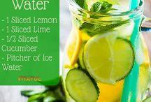 lemon  lime cucumber