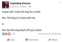 Xploding Unicorn!!