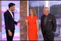 Ruth Langsford Style / A selection of pictures of Ruth Langsford's dresses and TV wardrobe