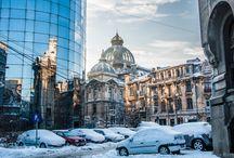 Bucharest / my home town