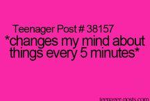 Teenagers post xP