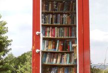 Little Libraries / by GadgetSponge .com