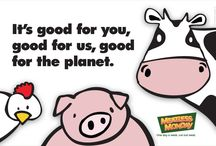 Meatless Monday Inspiration / Re-pin to help spread the movement!  For more free tools & promotional materials visit http://www.meatlessmonday.com/free-resources/
