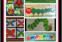 Hungry Caterpillar / by Wendy Hahne