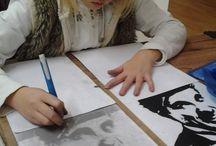 Gyermek rajzklub