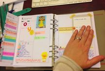 Planner fun / by Shamz Syed