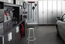 Garage Remodeling Ideas / Get ideas for remodeling your garage here