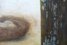 Art encaustic