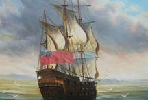 Lodě a stroje