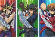 Yu-Gi-Oh! Heroes/Villains / Heroes/Villains from the Yu-Gi-Oh!  series