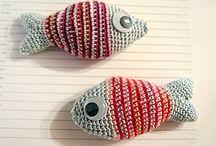 Crochets toys