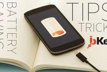 Battery Saving Tips / Everyday Smartphone Battery Tips & Tricks