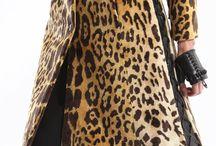 ~The Animal print fashion~