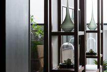 Living Room - Cabinet Details
