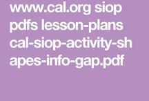 SIOP Classroom