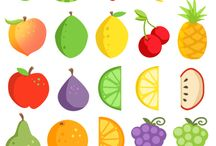 Tutti Frutti theme