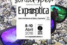 Soniapew en Expoóptica 2016