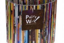 Panier de papier