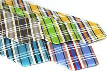 Krawatte mit Streifen / Krawatte mit Streifen