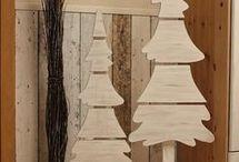 Holzbasteleien
