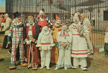 Vintage Clowns / by Jamey Alford