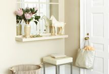 "Decorating - Apartments Condos & Small Houses / Because decorating when you can't paint or put too many nails in the wall is so different than decorating your own home, I have collected some ideas with the ""take it with you"" theme. / by Barbara Miller"