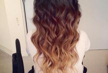 Ombré hair / by Suzanne Lavery