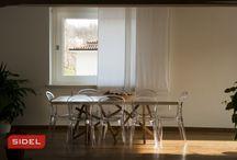 Prestige - la finestra in legno-alluminio dalle forme arrotondate