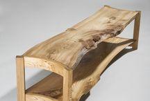 rohes Holz
