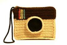 Crochet Bags-free patterns / by Tiffany Franklin