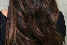 cabelo idéias
