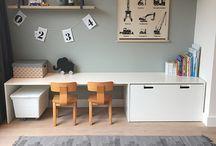 DIY Speelhoek zelf maken / Zelf een speelhoek maken in de woonkamer. DIY!